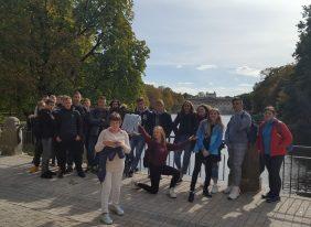 Wycieczka klasy III b do Warszawy