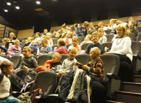 Wyjazd mikołajkowy do kina 10.12.2018 kl.0-3