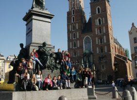 Klasa VII w Krakowie