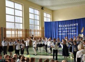 Ślubowanie klas I -12 października 2018 r.